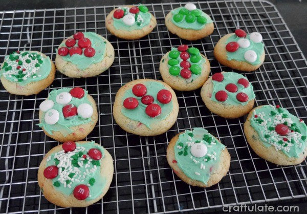 Holiday Cookies with M&M's®
