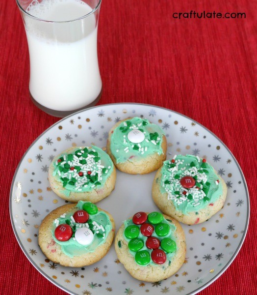 Holiday Cookies with M&M's® - a fun tradition for the whole family