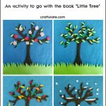 Four Seasons Felt Tree