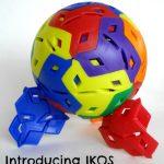 IKOS – new spherical building blocks