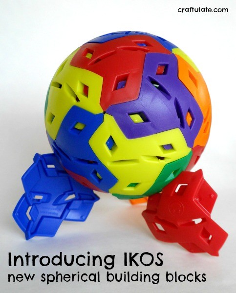 IKOS - new spherical building blocks