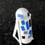 Simple R2-D2 Craft