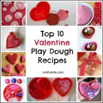 Top 10 Valentine Play Dough Recipes