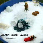 Arctic Small World