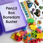 Pencil Box Boredom Buster