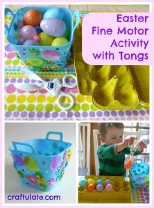 Top 10 Easter Fine Motor Activities