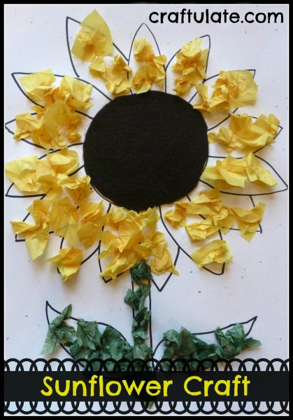 Top 10 Flower Art Projects For Kids Craftulate