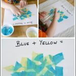 Primary Colour Mixing Activity