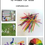 15 Homemade Toys to Make For Kids