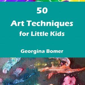 50 Art Techniques Cover FRONT
