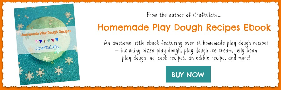 Homemade Play Dough Ebook