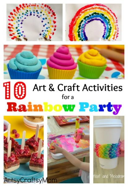 Top 10 Party Crafts for Kids