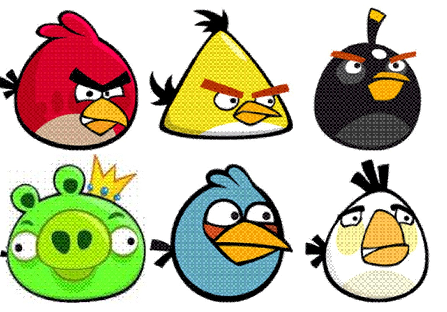 Angry Birds Paper Plates - Craftulate