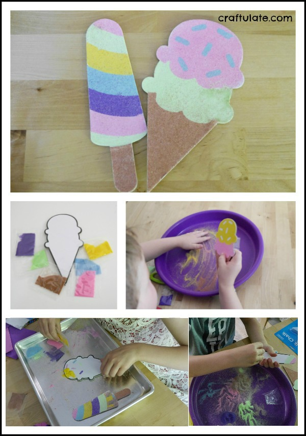 Host a Summer Crafting Party! Craft ideas from Oriental Trading.