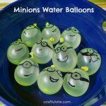 Minions Water Balloons