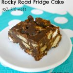 Rocky Road Fridge Cake