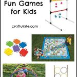 Summer Fun Games for Kids