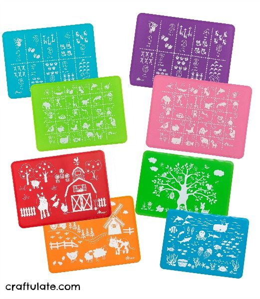 Introducing Brinware - silicone plates, bibs, placemats and more!