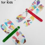Dragonfly Craft for Kids
