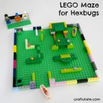 LEGO Maze for Hexbugs