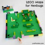 LEGO Maze for Hexbugs