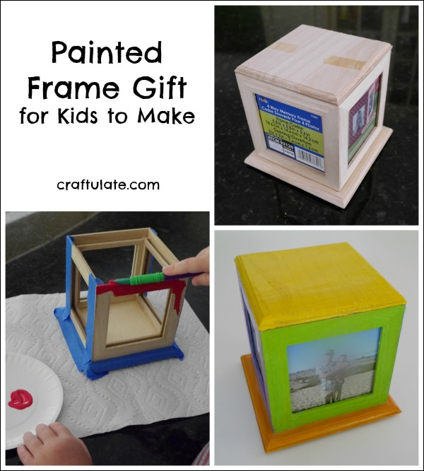 Painted Frame Gift