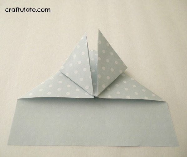 Stunt Paper Airplane