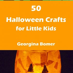 50 Halloween Crafts Front Cover