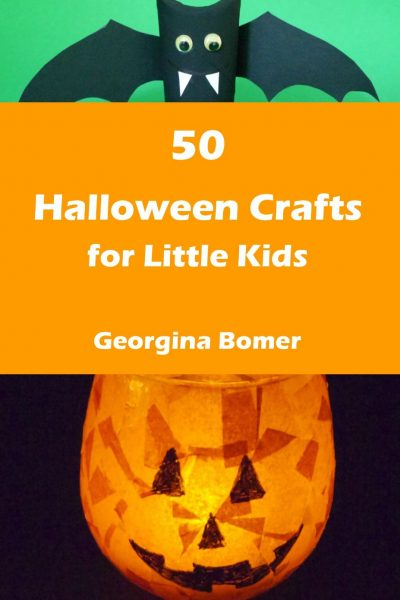 50 Halloween Crafts for Little Kids - a Craftulate book
