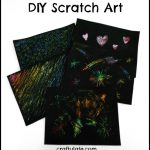 DIY Scratch Art