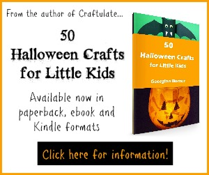 50 Halloween Crafts Book
