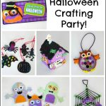 Host a Halloween Crafting Party!