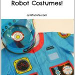 Super Fun Robot Costumes!
