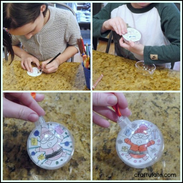 Host a Christmas Crafts Party - with help from Oriental Trading!