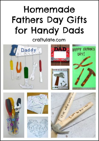 Homemade Father S Day Gifts For Handy Dads Craftulate