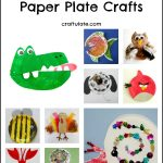 18 Animal Paper Plate Crafts