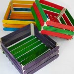 Craft Stick Crates