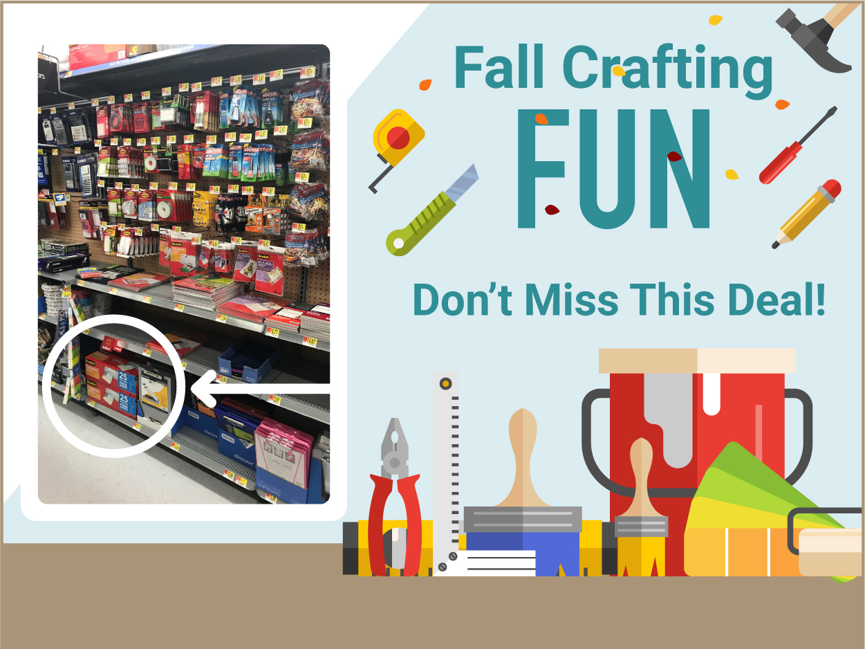 Fall Crafting Fun