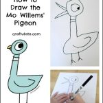 How to Draw the Mo Willems' Pigeon