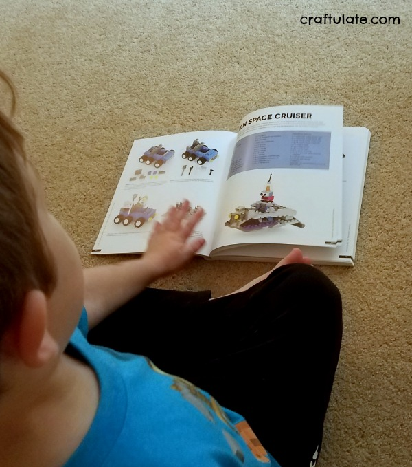 Epic LEGO Adventures Book Review by Craftulate