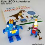 Epic LEGO Adventures Book Review