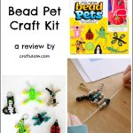 Bead Pet Craft Kit – a review
